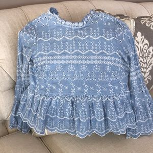 Urban outfitters Blue Lace